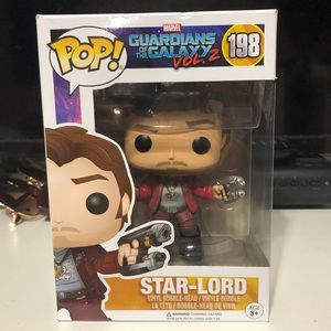 BUNDLE Star-Lord Funko/guardians of the galaxy tee